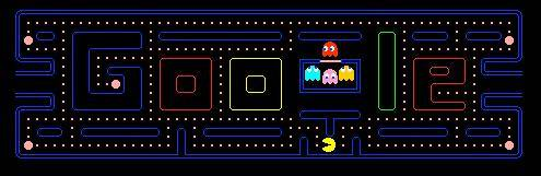 Google Pacman (Source Download)