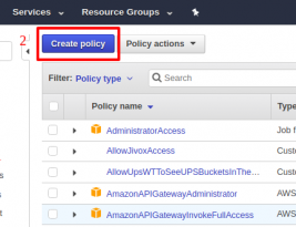 How to give access to specific users to specific buckets on AWS S3